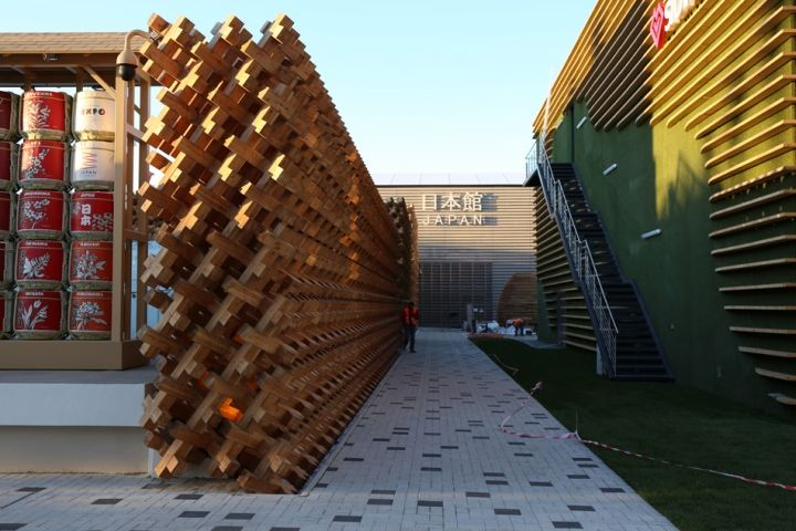 Japan Pavilion by Atsushi Kitagawara at Milan Expo 2015, Milan – Italy » Retail Design Blog