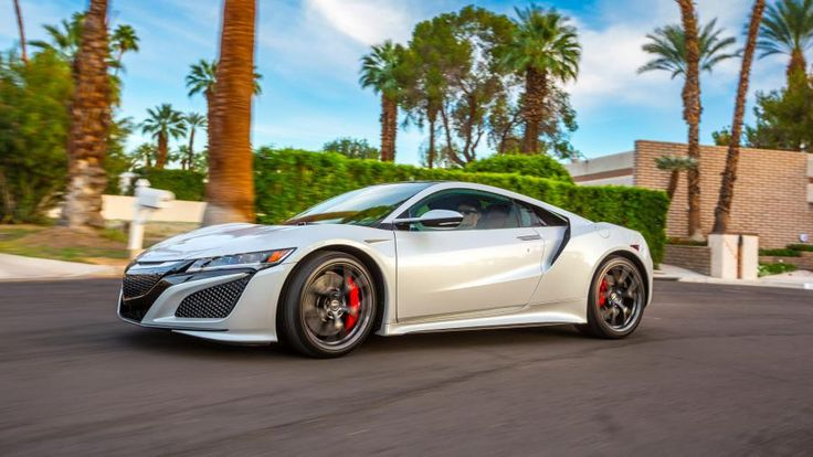 The new 2018 Acura NSX is an all-wheel-drive second-generation flagship car from the Acura brand. This composite supercar is a single trim that combines a turbocharged V6 engine and a number of hybrid components to give you a track-ready car that can be steered daily...2018 Acura NSX Price...Horsepower  #2018AcuraNSX #2018NSX