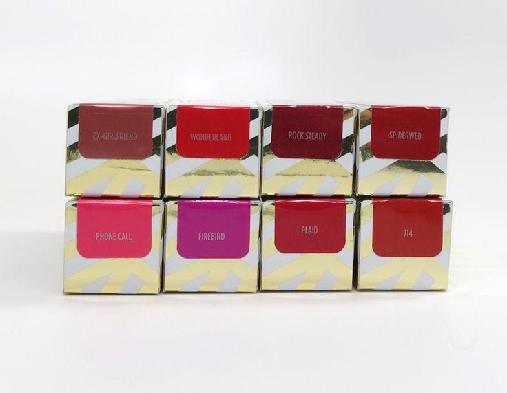 la dégradation urbaine Gwen Stefani package de rouge à lèvres