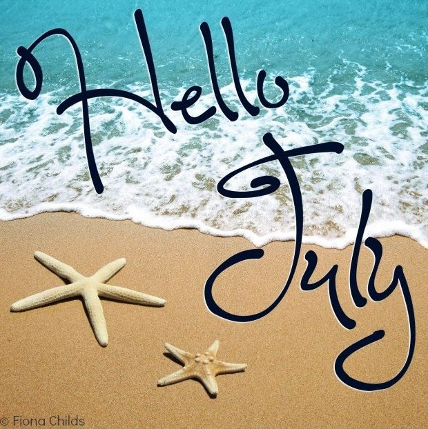 Lovely Hello July!