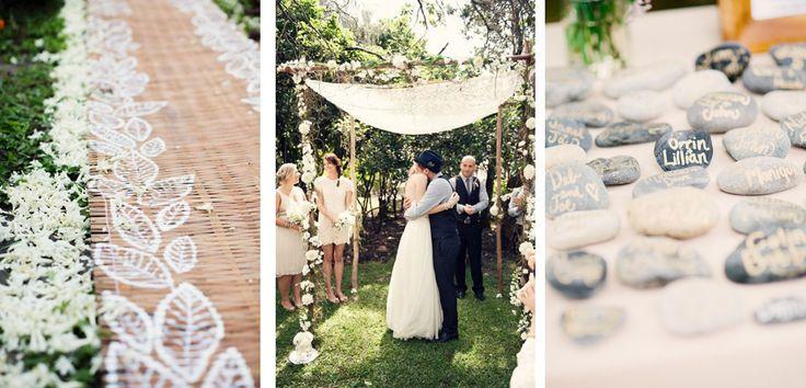 Un po' hippy e un po' bohemien, il matrimonio boho chic è l'ultima tendenza in fatto di matrimoni. Come organizzarlo? Ecco qualche ispirazi...