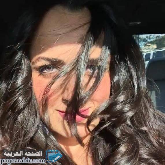 فضيحة صور من هي مي الخرسيتي ويكيبيديا May Elkharsity الصفحة العربية Hair Styles Hair Beauty