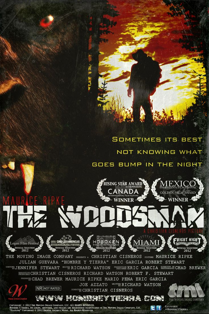 the woodsman stream