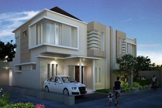 Cara Mudah Mendesain Rumah Minimalis Modern: Desain Rumah Minimalis Modern Mewah Terbaru 2015 Perumahan Mewah ~  Desain Rumah Inspiration