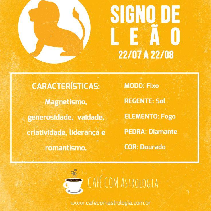#leão #leo #zodíaco #perfil #criatividade #sol #astrologia #cafécomastrologia