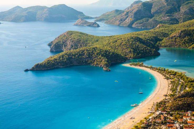 16 destinos para unas vacaciones baratas en 2016 #viajes #vacaciones