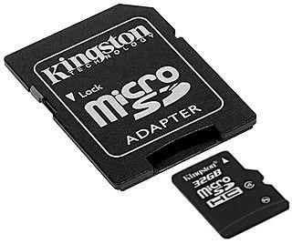 KARTA PAMIĘCI SD-MICRO/32 SDHC 32 GB