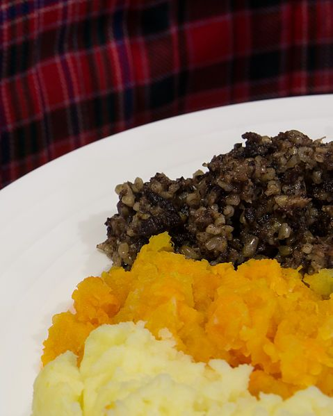 Our recipes with veggie @macsweenhaggis or veggie haggis made from the recipe also on this board