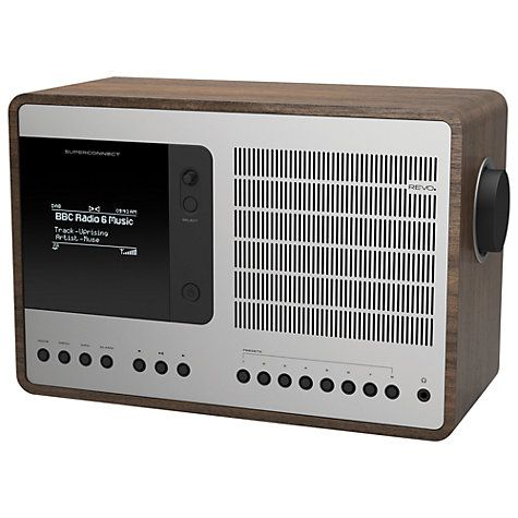 Buy Revo SuperConnect DAB Internet Radio with DLNA Online at johnlewis.com