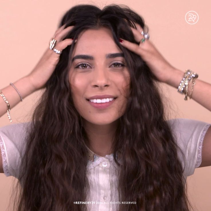 How to get those dreamy flat waves