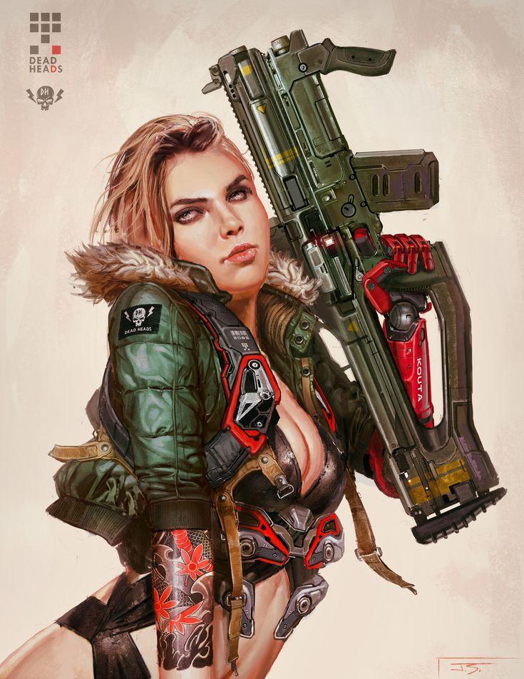 Rogue Telemetry   Cyberpunk girl, Cyberpunk character ...