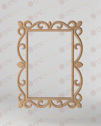 AYNA ÇERÇEVESİ Mirror Frame  Cnchsap.NET