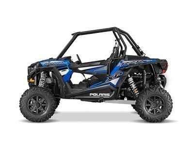 New 2016 Polaris RZR XP 1000 EPS Electric Blue Metallic ATVs For Sale in New Jersey. 2016 Polaris RZR XP 1000 EPS Electric Blue Metallic, 110 hp ProStar® 1000 H.O. engineIndustry exclusive Walker Evans needle shocksHigh-flow clutch intake system