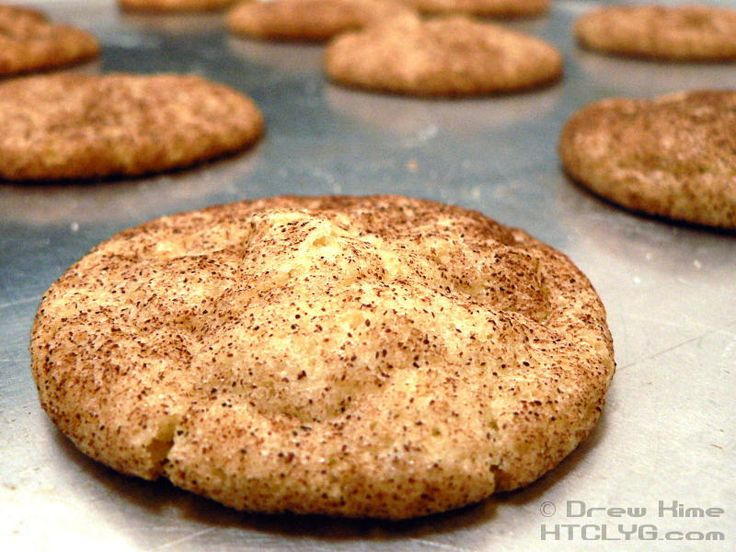 How To Make Snickerdoodles - my favorite snickerdoodle recipe