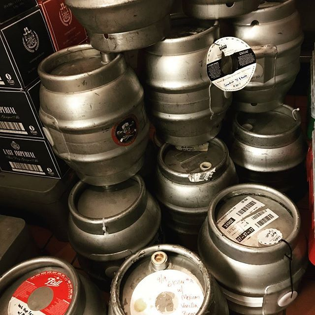 Starting tomorrow #sdbeerweek is coming to the @grantgrill 🍻 Casks on casks on casks, see you this #weekend! #sandiego #sandiegoconnection #sdlocals #sandiegolocals - posted by grantgrill https://www.instagram.com/grantgrill. See more San Diego Beer at http://sdconnection.com