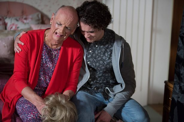 The real truth about EastEnders' Les Coker cross-dressing storyline as Christine REVEALED - soap spoilers!