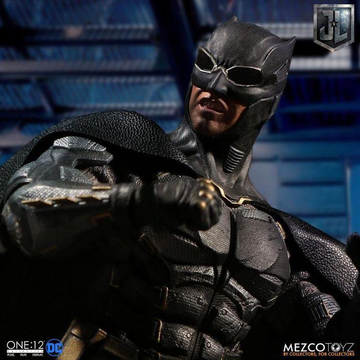 Justice League One: 12 Collective Batman (Tactical Suit) #transformer