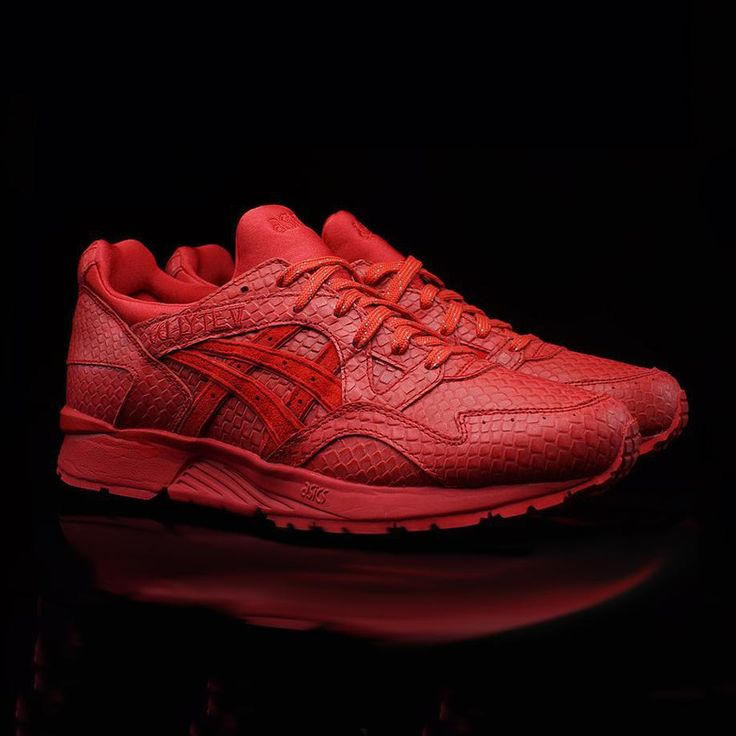 ... asics gel lyte v red reptile shoes pinterest sneakers nike air and  running shoes