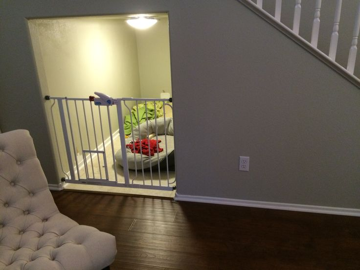 1000 images about dog house under stairs on pinterest for Bedroom under stairs