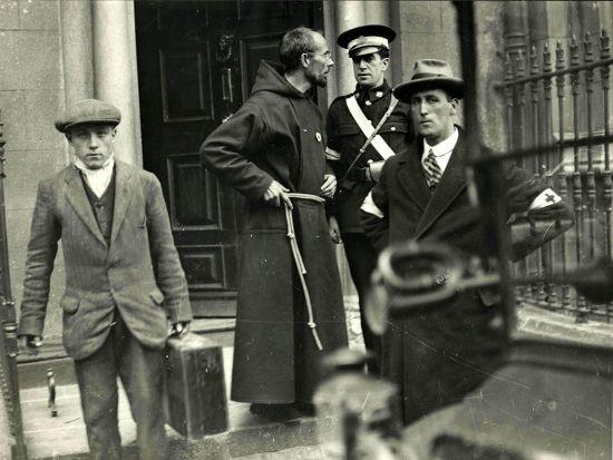 Znalezione obrazy dla zapytania capuchin friars archival photo