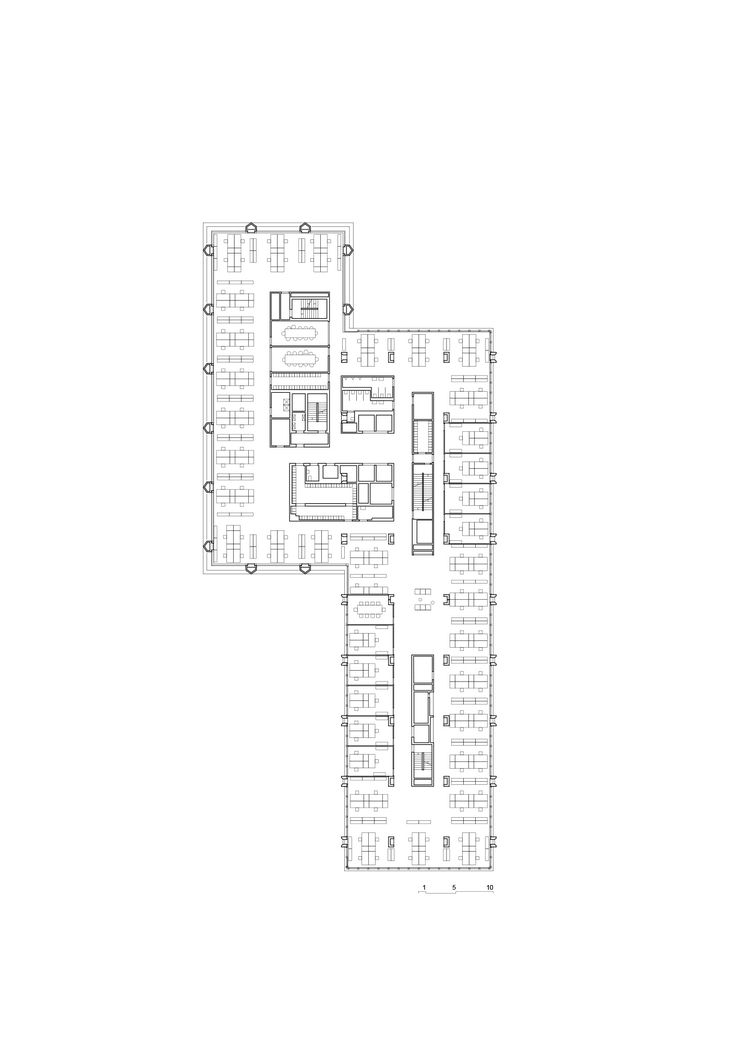 berrel berrel kräutler . herzog    extension to the administration building - Geneva