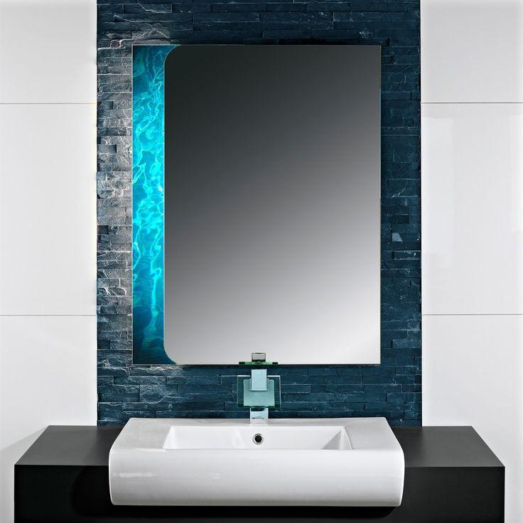 36 best Badspiegel images on Pinterest Decoration, Live and Germany - badezimmer spiegel beleuchtung