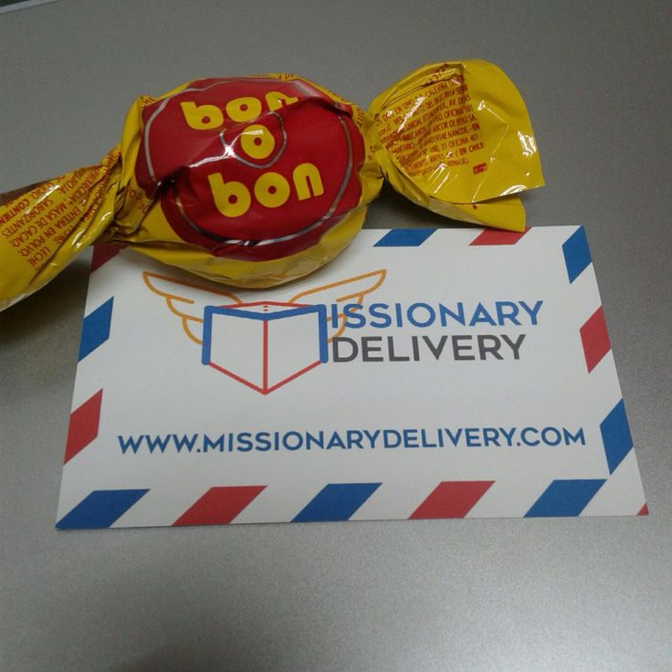 Missionary Delivery ❤️