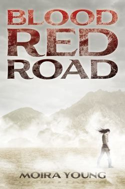 Blood Red Road by Moira Young (Hunger Games Hangover cure) Summary isnt great but the reviews are.