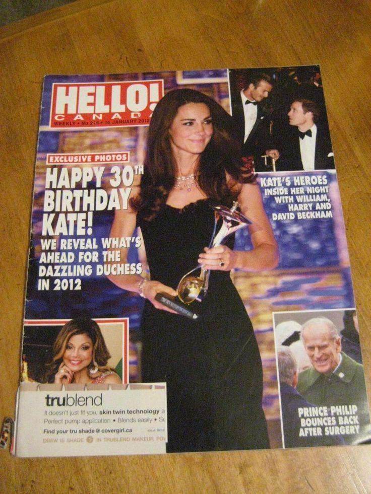 25 30 Hello W: 25+ Best Ideas About Hello Magazine Canada On Pinterest