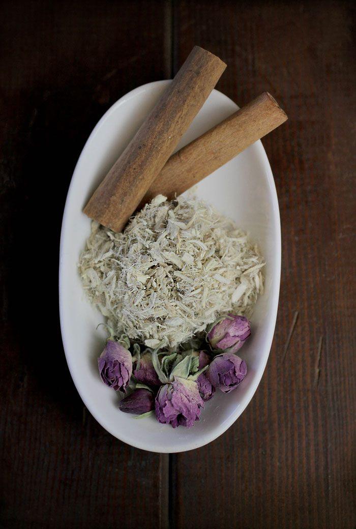Soothing Marshmallow Rose Tea // Mountain Rose Herbs
