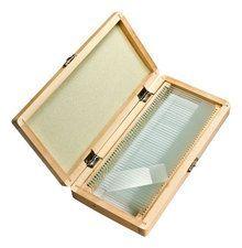 Barska - Blank Microscope Slides (50-Pack), AF11636