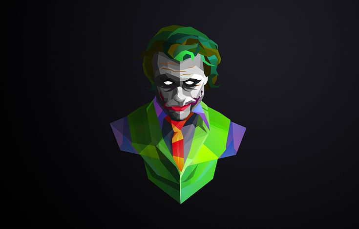 Justin M. Maller • Art Director & Illustrator • Online Portfolio, Joker, Batman