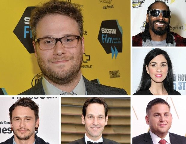 Comediante faz lista de famosos com quem já usou maconha >> http://glo.bo/ObZTjh