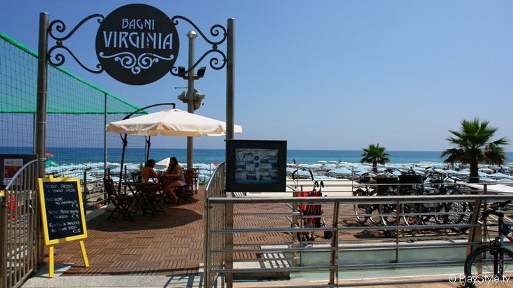 Spiagge Loano, Bagni, Stabilimenti Balneari Loano - Savona - PlayBeach - Spiaggia, Bagno, Stabilimento Balneare Virginia Loano - (SV) Liguria - Italy
