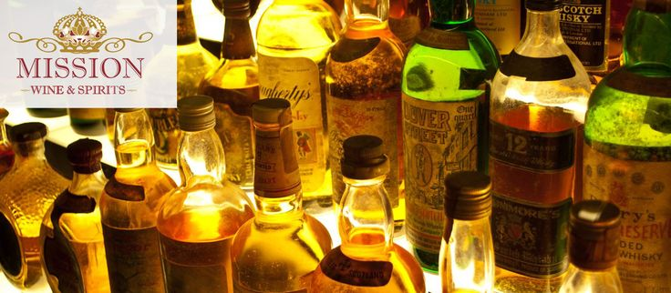 Buy Scotch Whiskey Online - Mission Liquor.