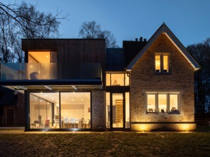 Quarn Lodge, Quarndon, Derby | Simon Foote Architects