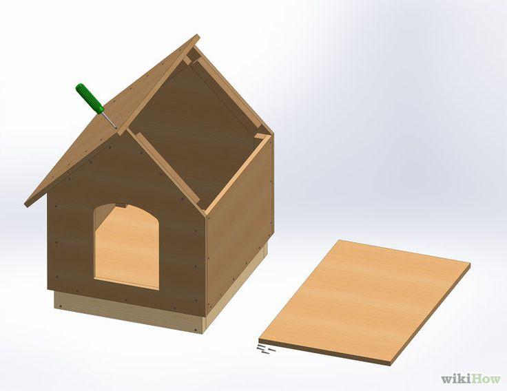 Image intitulée Build a Dog House Step 15