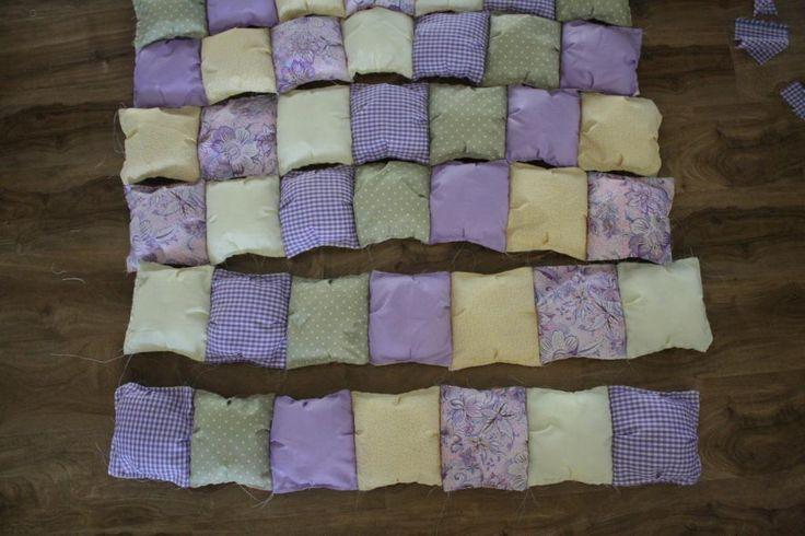 Crazy cute cushy quilt. I say make one for an adult. photo 003_zps75256dcd.jpg