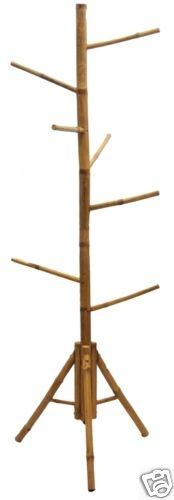 Bamboo Retail Clothing or Display Rack   Great for tropical, asian, surf, zen, tiki, or beach theme decor, stores or homes.    (805) 479-Tiki (8454) M-F 9am-5pm PST or eBay user ID: TIKITOESCA or email address:  TikiToesCa@aol.com Thanks! Michele Craft.  Click on the picture to take you to order page.  Call in your order with a major credit card and mention you saw it on Pinterest and get a free gift!