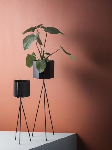 Trouva: Ferm Living Small Dusty Green Plant Stand