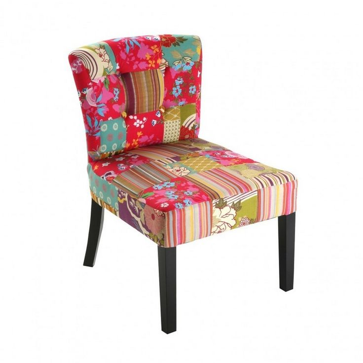 1000 id es propos de chaise en patchwork sur pinterest for Chaise eams patchwork