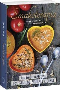 Smakoterapia - Iwona Zasuwa - Aros - dyskont książkowy - tanie książki