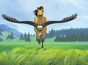 Spirit: Stallion of the Cimarron :3 favorite childhood movie