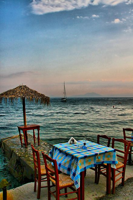 ~~Gatzea ~ Pelion, Volos, Greece by GLart~~