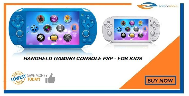 BUY The Gaming Accessories for Xbox, Playstation 2, Ps3 & Ps4 For Lowest Price on zoneofdeals.com Games For PS2, PS3, Xbox, PSPs, Playstation and many More Products PMP IV Handheld Gaming Console For Kids With 1000s Of Games Pre-Loaded @ Rs.1799 !