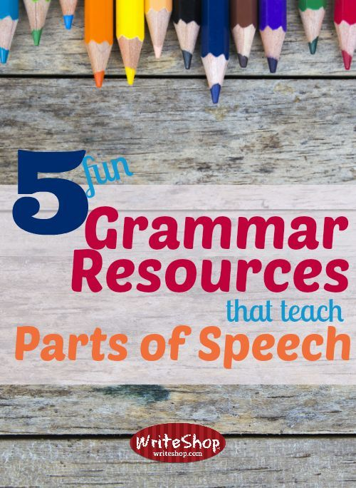 Looking for resources that reinforce or teach parts of speech? Check out this assortment of engaging activities and humorous picture books!