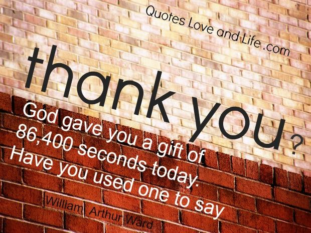 17 Best Thank You God Quotes On Pinterest