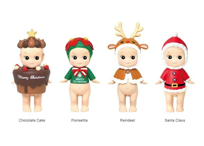 Sonny Angels- Minifigure Collectible Dolls-Christmas Series {Limited Edition}