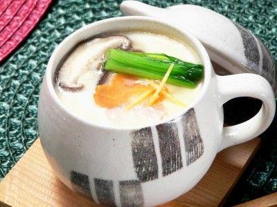 ふんわりなめらか 簡単で失敗しない茶碗蒸しの作り方