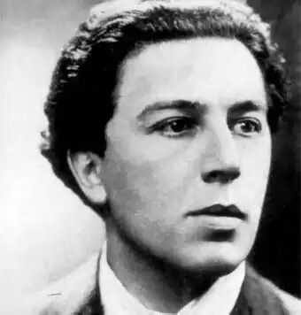André Bretón (1896-1966) Francia perteneciente al movimiento del surrealismo.